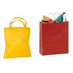 Bedruckte Einkaufstasche bei Saalfrank bereits ab Kleinstmengen