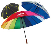 Regenschirme mit Logo – Saalfrank Qualitäts-Werbeartikel