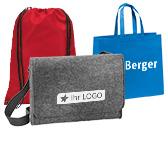 Taschen mit Logo – Saalfrank Qualitäts-Werbeartikel