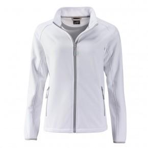Original James   Nicholson Softshell-Jacke Promo, Damen Weiß   XL 14f7660f24