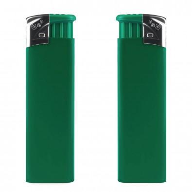 Piezo-Feuerzeug Blaze, Grün