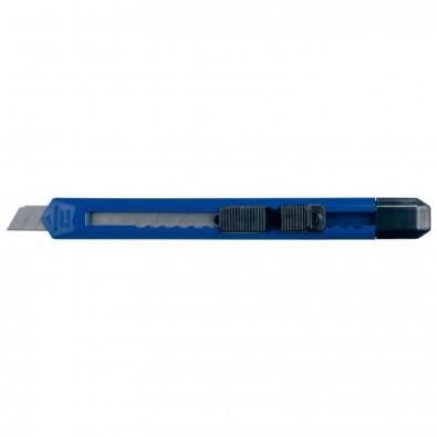 Cutter-Messer Mini, Blau