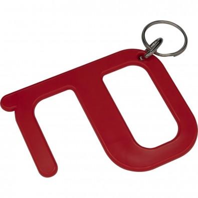 Hygiene Schlüssel, rot