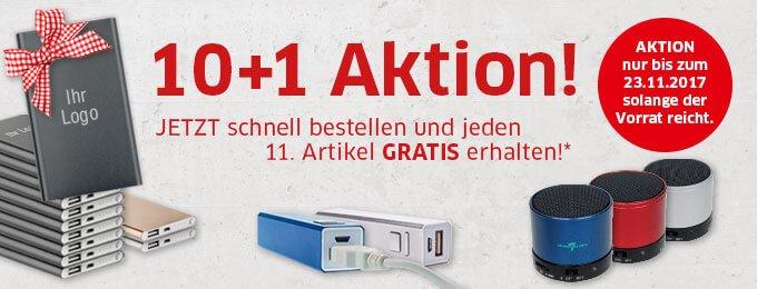 10+1-Aktion